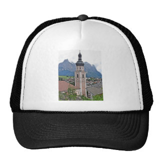 Bell tower Castelrotto Trucker Hat