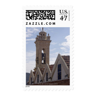 Bell tower, Cyprus Stamp