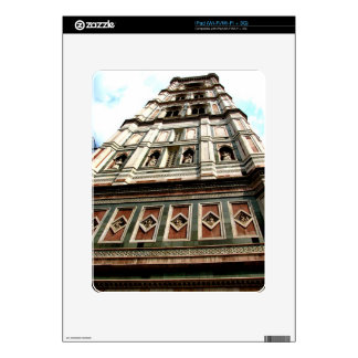 Bell Tower Decals For iPad