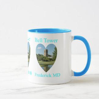 Bell Tower Frederick MD Mug