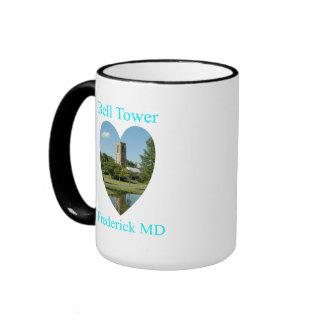 Bell Tower Frederick MD Ringer Mug