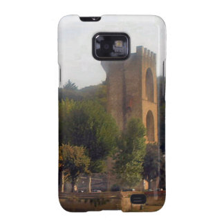 Bell Tower in Florence Samsung Galaxy SII Cover