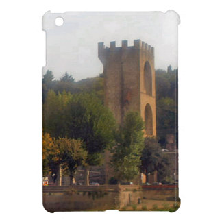 Bell Tower in Florence iPad Mini Cover