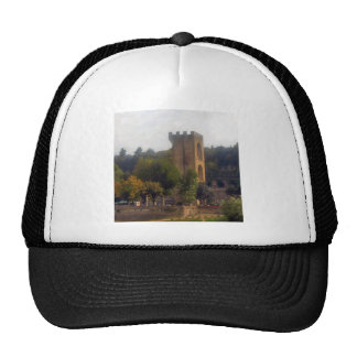 Bell Tower in Florence Trucker Hat