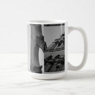 Bell Tower in Split Croatia Coffee Mug