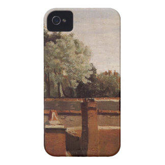 Bell Tower of the Church of Saint Paterne iPhone 4 Case-Mate Case