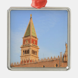 Bell Tower, Piazza San Marco, Venice, Italy Ornament