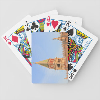Bell Tower, Piazza San Marco, Venice, Italy Poker Deck