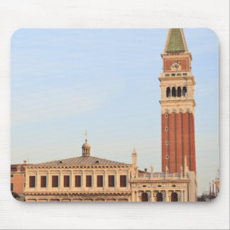 Bell Tower, Piazza San Marco, Venice Mouse Pad