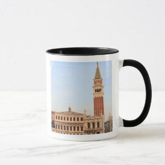 Bell Tower, Piazza San Marco, Venice Mug