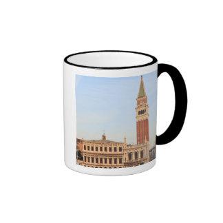 Bell Tower, Piazza San Marco, Venice Coffee Mugs