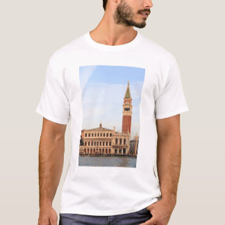 Bell Tower, Piazza San Marco, Venice T-Shirt