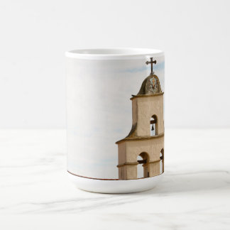 Bell Tower Santa Barbara Mission Coffee Mug