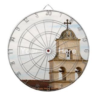 Bell Tower Santa Barbara Mission Dart Boards