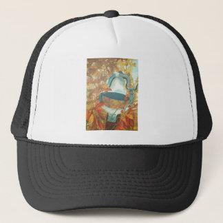 bell trucker hat