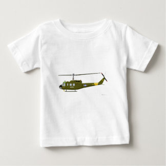 Bell UH-1D Iroquois Baby T-Shirt