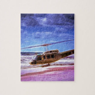 Bell UH-1H Huey Jigsaw Puzzle
