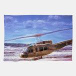 Bell UH-1H Huey Toallas De Mano