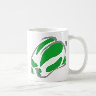 Bell verde Peppr Taza Clásica