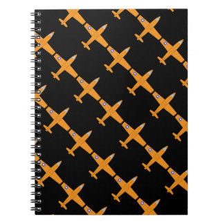 Bell X-1 Note Books