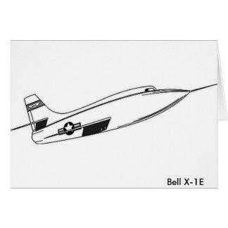 Bell X 1E Tarjeta De Felicitación