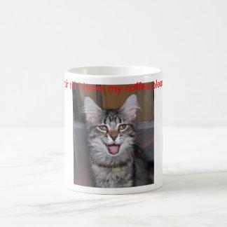 bella2, wait till i have my coffee please coffee mugs