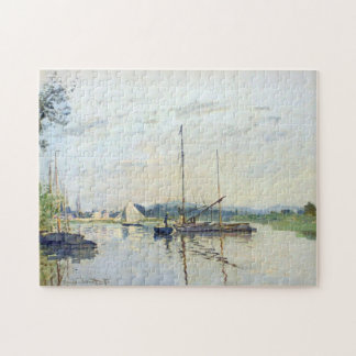 Bella arte 1872 de Argenteuil Monet Rompecabeza