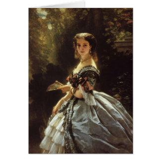 bella arte belosselsky del esperovna de princesa E Tarjeta De Felicitación