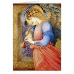 Bella arte Burne-Jones de las tarjetas de Navidad