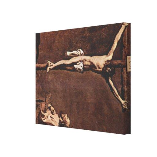 Bella arte de Francisco de Zurbarán Impresiones En Lona Estiradas