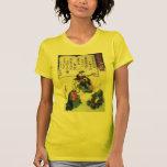 Bella arte de la epidemia del conejo de Kuniyoshi  Camiseta