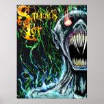 Bella arte de la porción de Salem Poster
