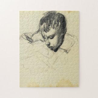 Bella arte de lectura de Miguel Monet Monet Puzzle