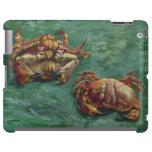 Bella arte de los cangrejos de Van Gogh dos (F606)