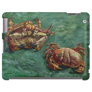 Bella arte de los cangrejos de Van Gogh dos F606