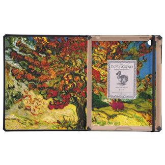 Bella arte del árbol de mora de Van Gogh (F637)