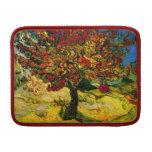 Bella arte del árbol de mora de Van Gogh (F637) Fundas Macbook Air