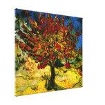 Bella arte del árbol de mora de Van Gogh (F637) Impresión En Lienzo Estirada