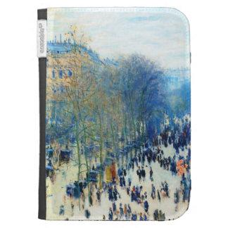 Bella arte del DES Capucines Claude Monet del bule