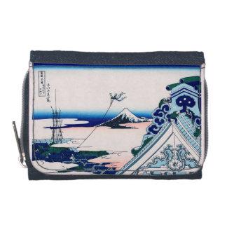 Bella arte del japonés del vintage de Hokusai del