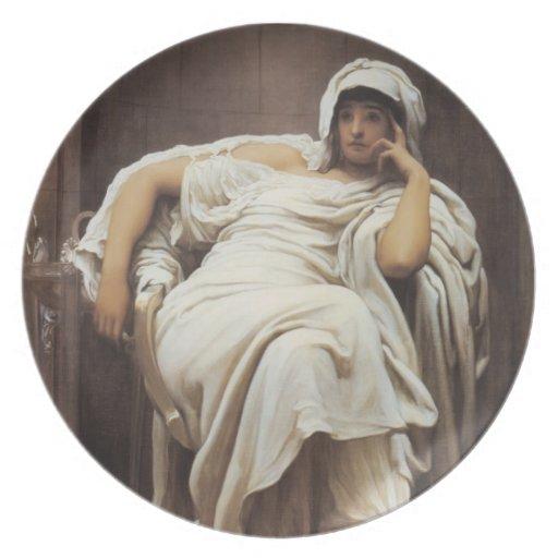 Bella arte Faticida Plato De Cena
