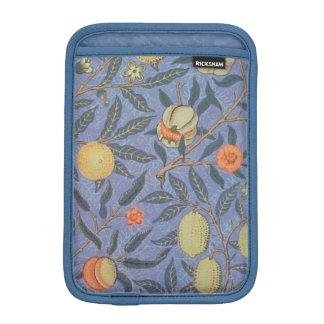 Bella arte floral del vintage de la granada de fundas iPad mini
