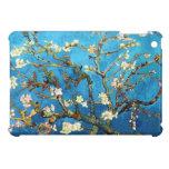 Bella arte floreciente del árbol de almendra de Va iPad Mini Fundas