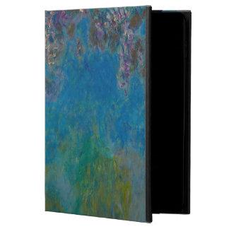 Bella arte GalleryHD floral de las glicinias de