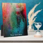 Bella arte inspirada del encantamiento del © P Whe Placas De Madera