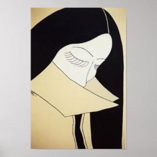 """Bella arte - """"tímido y bochornoso """" poster"""