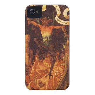 Bella arte - vanidad de Memling Case-Mate iPhone 4 Carcasas