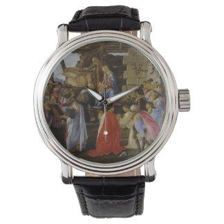 Bella arte y diversión relojes