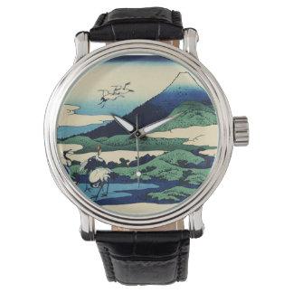 Bella arte y diversión relojes de mano