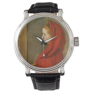 Bella arte y diversión relojes de pulsera
